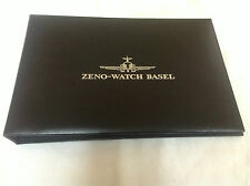 Used - ZENO-WATCH BASEL - Catalogue General - Watches Watches Montres - Used