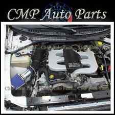 BLUE 1993-2003 2004 CHRYSLER 300M CONCORDE LHS V6 AIR INTAKE KIT SYSTEMS