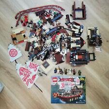 LEGO Ninjago Destiny's Bounty (70618) Rare Retired Set