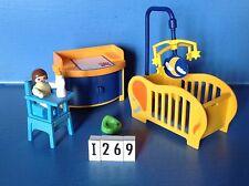 (I269) playmobil chambre bébé ref 3207 3965