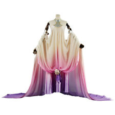 Star Wars 3 Revenge of the Sith Padme Amidala Naberrie Lake Women Wedding Dress