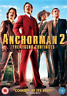 John C. Reilly, Harrison Ford-Anchorman 2 - The Legend Continues  DVD NUOVO
