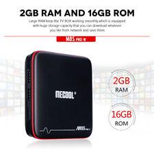 M8S PRO W 2+16GB Android 7.1 4K WIFI Smart TV Box 1080P H.265 Mini Media PC OTA
