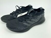 Adidas Purebounce+ Men's Sneakers Black/Grey Mesh Shoes Size 10 G27966 New