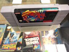Super Metroid --Super Nintendo snes