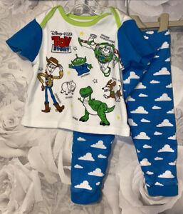Boys Age 12-18 Months - Toy Story Pyjamas