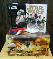 BB-8 App Enabled Droid Sphero Star Wars Toy Robot Remote Control By cell phone