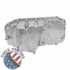 Engine Aluminum Oil Pan for 93-03 Saab 900 9-3 OEM 9144650