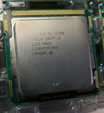 Intel Core i3-550 i3 550 SLBUD LGA 1156 3.2 GHz  Dual-Core CPU Processor