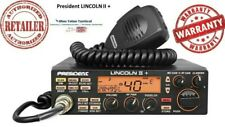 President Lincoln II Plus (V3) 10 and 12 Meter Ham Radio