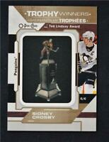2020-21 O-Pee-Chee OPC Patches Ted Lindsay Award #P-34 Sidney Crosby