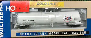 HO Scale Walthers UTLX Kerr-McGee 23,000 Gallon Tank Car