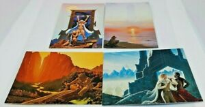 1993 Michael Whelan - Adventures In Fantasy 90 Card Trading Set By Comic Image