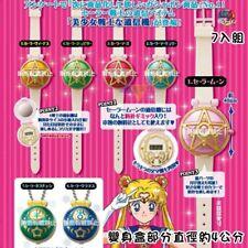 20th Anniversary Sailor Moon Communicator WatchGashapon Set Bandai Japan