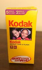 Box of 7 Rolls Kodak GOLD 200 35mm (24exp & 36exp) Color Print Film Exp. 2/2005