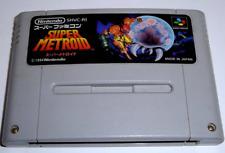 SUPER METROID Super Famicom japan SFC