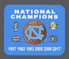 Item#395 NC Tar Heels Championship Basketball Banner Mouse Pad