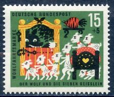 STAMP / TIMBRE ALLEMAGNE GERMANY N° 281 ** AU SERVICE DE L'HUMANITE