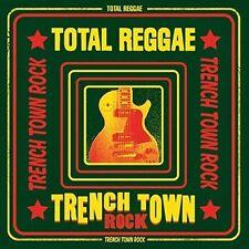 Total Reggae Trench Town Rock LP Vinyl 2016