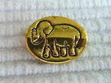 ELEFANT Spacer Metall Perle Zwischenteil gold 11 mm 1800