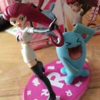 G.E.M.SERIES Pocket Monster Jessie Wobbuffet GEM PVC Figure Musashi Sonanse