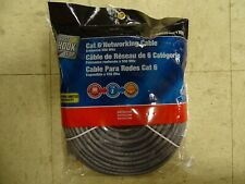 140537-00 Monster Cable Just Hook It Up 100 ft. L Category 6 Networking Cable