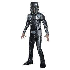 NEW Star Wars Rogue One Death Trooper Child Costume Medium M 8-10 Rubies 640455