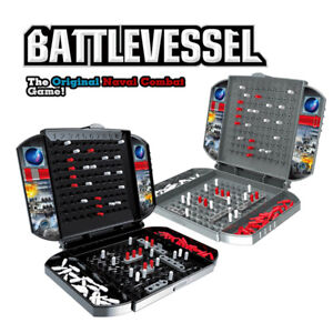 Battleship The Classic Naval Combat Strategy Board Games Board Game✓