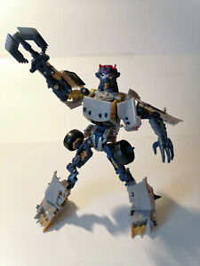 Transformers Hunt for the Decepticons Axor Deluxe class