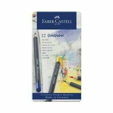 FABER-CASTELL 114712 FC COLOR PENCIL GOLDFABER METAL TIN SET OF 12