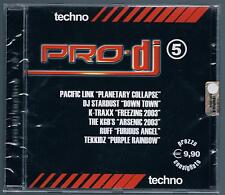 PRO DJ TECHNO vol. 3 CD F.C. SIGILLATO!!!
