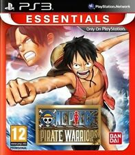 Ps3 jeu One piece: pirate warriors 1 article neuf
