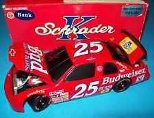 Kenny Schrader 1996 Budweiser Bud #25 Chevy Monte Carlo 1/24 NASCAR Diecast BWB