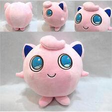 "HOT 6"" Cute Kids Anime Pocket Monster Jigglypuff Stuffed Doll Pokemon Plush Toy"