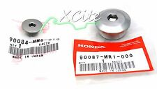 Genuine Honda engine inspection bolts CBR250RR MC22 90087-MR1-000-90084-MN8-010