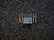 """SAMTEC Connector Header 16-Pos .100"""" DBL SMD  ** NEW **  1/PKG"""
