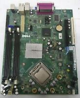 Dell Optiplex 745 SFF Motherboard Socket LGA 775 DDR2 with Intel Core 2 Duo 6600