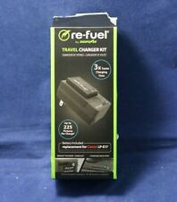 Digipower Re-Fuel LP-E17 Battery & Charger Canon EOS T6i, T7i, SL2, M3, M5, 77D