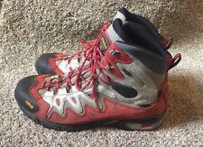Men's ASOLO Synchro GTX Hiking Boots Goretex Size 14