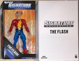 "DC Universe Classics Signature Collection Jay Garrick Figure 6"" Flash Golden Age"