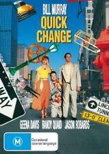 Quick Change (DVD, 2006)