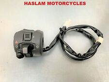 Ducati 899 panigale left hand switch gear