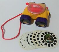 View Master 3D Dimension Viewer Discovery Channel Fisher Price LOOSE