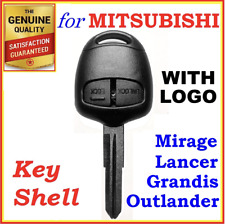 For Mitsubishi Lancer /Outlander /Mirage /Grandis Remote Key Shell Case 2 Button