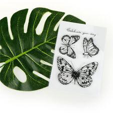 Schöne Schmetterling Serie Stamps Scrapbooking Karte Making Photo Decor Hot DE