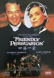 Friendly Persuasion (1956) - Gary Cooper & Dorothy McCuire (Region All)