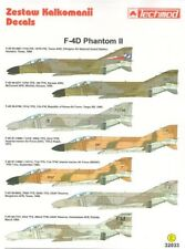 Techmod 1/32 McDonnell F-4D Phantom II # 32033