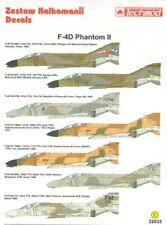 Techmod 1/32 McDonnell f-4d Phantom II #32033