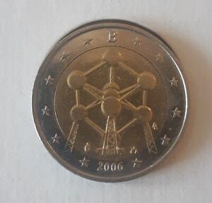 2 Euro Commémorative Belgique 2006 - Atomium -UNC FDC Fleur de Coin