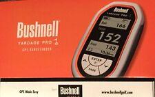 New In Box bushnell yardage pro rangefinder